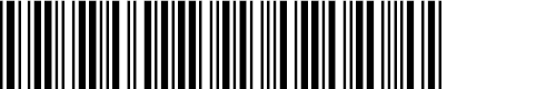 Preview image for Bar-Code 39 Font