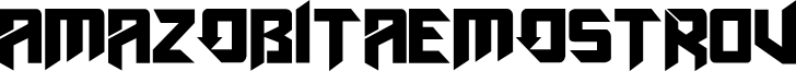 AmazObitaemOstrovV.2 font