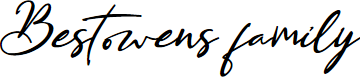 Preview image for Bestowens family Font