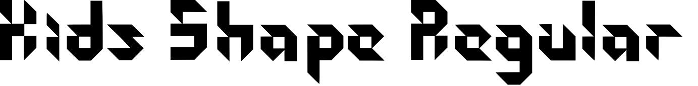 Geometric Fonts Fontspace