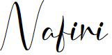 Preview image for Nafiri Font