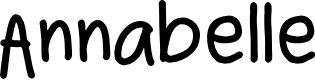 Annabelle by Masyafistd