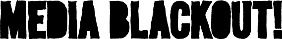 Preview image for MediaBlackoutDemo Font