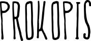 Preview image for Prokopis Font