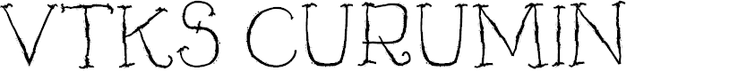 Preview image for Vtks Curumin Font