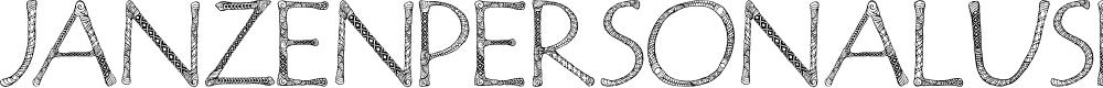 Preview image for JanzenPersonalUseRegular Font