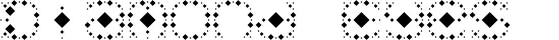 Preview image for Diamond Eyes Regular Font