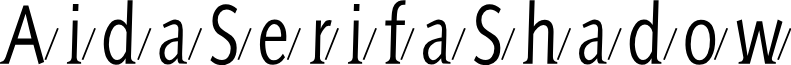 AidaSerifaShadow