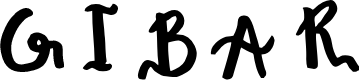 Preview image for Qibar Font