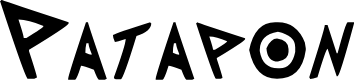 Preview image for Patapon Font