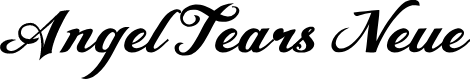 Preview image for Angel Tears Neue Personal Us Regular Font
