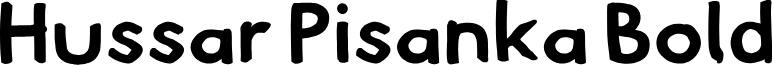 Hussar Pisanka Bold