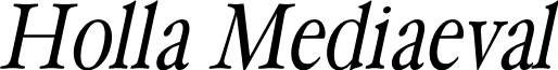 HollaMediaeval-Oblique