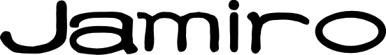 Preview image for Jamiro Font