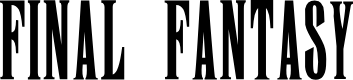 Preview image for Final Fantasy Font