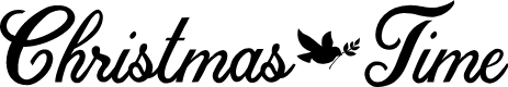 Preview image for Christmas Time Personal Use Regular Font