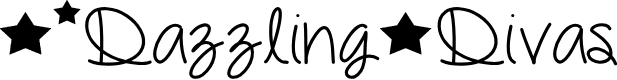 Preview image for DazzlingDivas Font