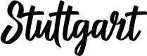 Preview image for Stuttgart DEMO Font