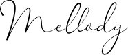 Preview image for Mellody Font