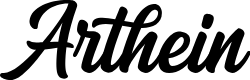 Preview image for Arthein Font