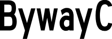 Preview image for BywayC Font