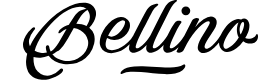 Preview image for Bellino PERSONAL USE ONLY Font