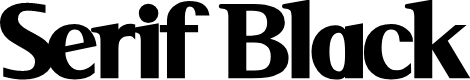Preview image for Serif Black