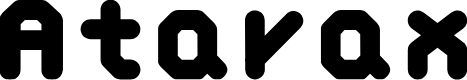 Preview image for atarax-p Font