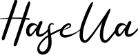 Preview image for Hasella Font