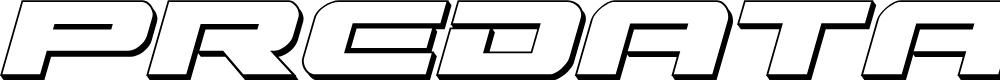 Preview image for Predataur 3D Italic