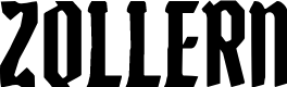 Preview image for Zollern Regular Font