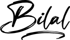 Preview image for Bilal Font