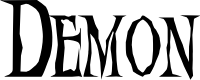 Preview image for Demon  Night Font