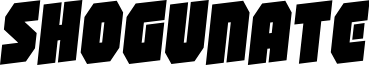 Shogunate Rotalic