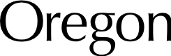 Preview image for Oregon LDO Font