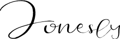 Preview image for Jonesly Font