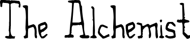 Preview image for The Alchemist Font