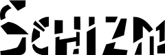 Preview image for Schizm Font
