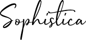 Preview image for Sophistica1 Font