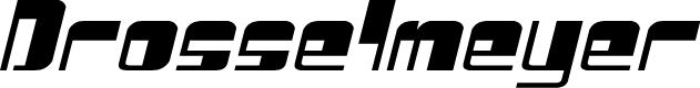 Preview image for Drosselmeyer Semi-Italic
