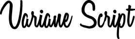 Preview image for Variane Script Font