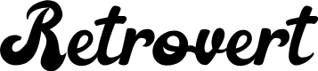 Preview image for Retrovert Font
