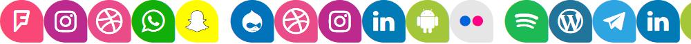 Icons Social Media 13