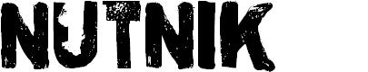 Preview image for DKNutnik Font