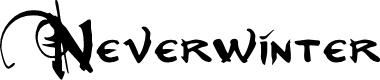 Preview image for Neverwinter Font