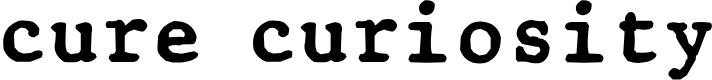Preview image for Cure- Curiosity Font