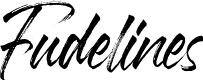 Preview image for Fudelines_Demo Regular Font