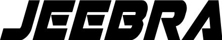 Preview image for Jeebra Condensed Italic