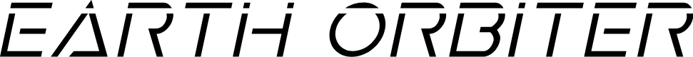 Preview image for Earth Orbiter Laser Italic