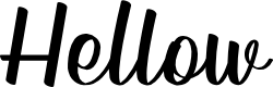 Preview image for Hellow DEMO Font